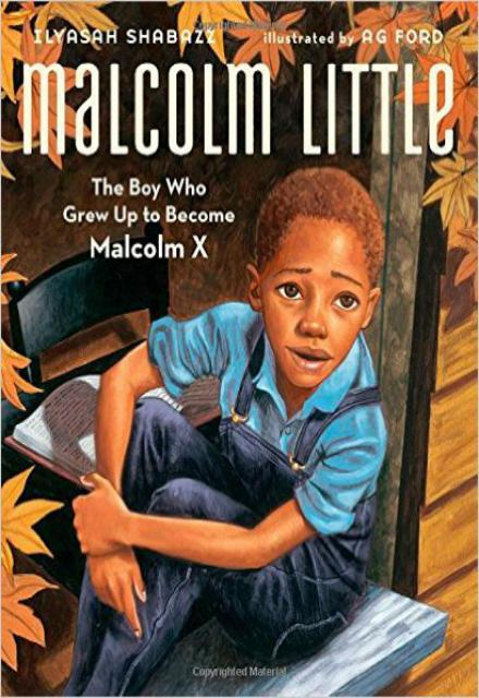 Malcolm Little. The Boy Who Grew Up to Become Malcolm X