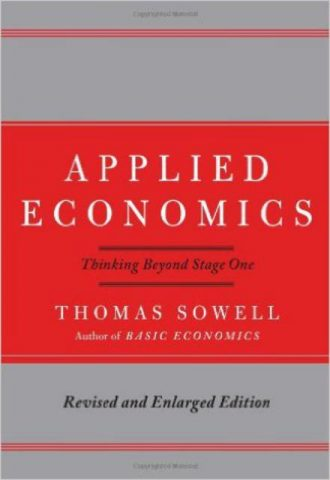 Applied Economics Thinking Beyond Stage One