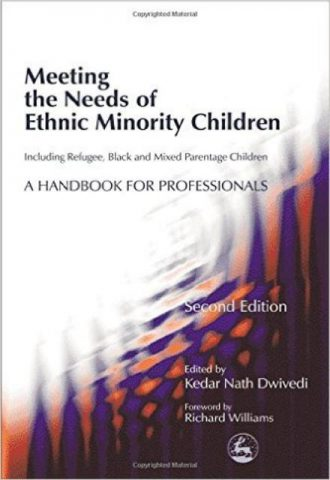 Meeting the Needs of Ethnic Minority Children--Including Refugee, Black and Mixed Parentage Children A Handbook for Professionals