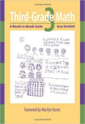 Third-Grade Math: A Month-To-Month Guide