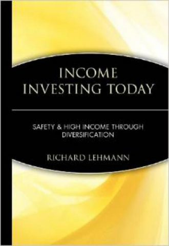 Income Investing Today Safety & High Income Through Diversification