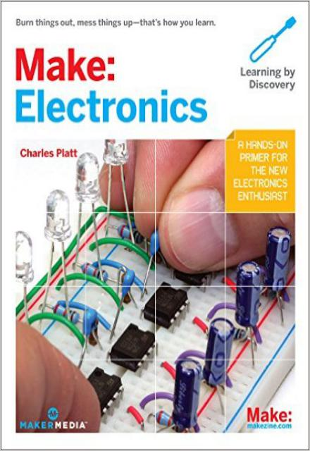Make Electronics - Learning by Discovery