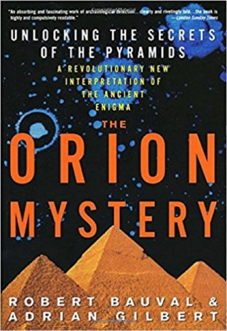 The Orion Mystery Unlocking the Secrets of the Pyramids_440x640