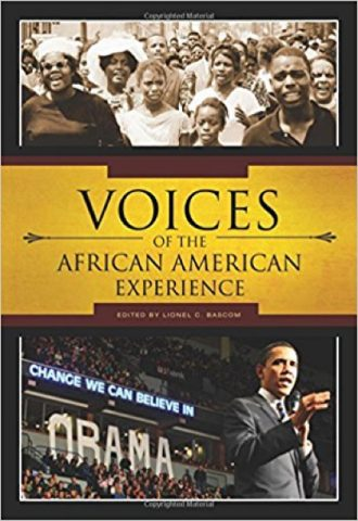 Voices of the African American experience, 3 volumes_440x640