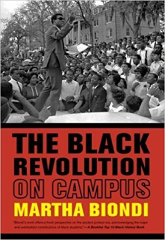 The Black Revolution on Campus_440x640