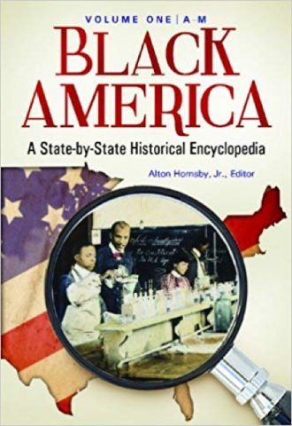 Black America- A State-by-State Historical Encyclopedia (2 volume Set)_440x640