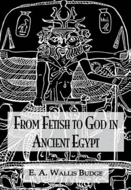 Ancient egypt fetish from god in