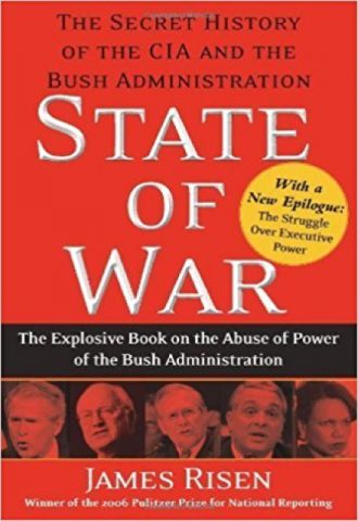 State of War- The Secret History of the CIA and the Bush Administration by Risen, James_440x640